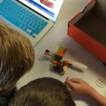 Lego building challenge