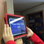 Heads-Up is a fun trivia game on the iPad.