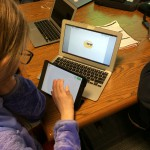 Creating a hologram in hopscotch